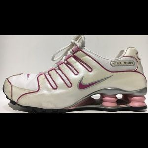 NIKE 2007 Vintage SHOX Sz 9 Athletic Shoes